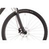 Serious Athabasca - Bicicletas híbridas hombre - negro mate